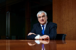 Sir Michael Hintze, founder and CEO of CQS