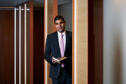 Vinay Kapoor MBA, UK Head of Diversity & Inclusion and EMEA CIB Diversity Council at BNP Paribas
