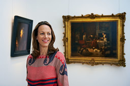 Georgina Wilsenach, Head of Old Master & British Paintings at Christie's London