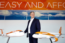 Johan Lundgren, CEO of easyJet
