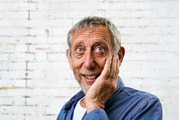 Michael Rosen, writer and broadcaster